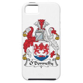 Escudo de la familia de O Donnelly iPhone 5 Funda