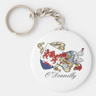 Escudo de la familia de O Donnelly Llavero