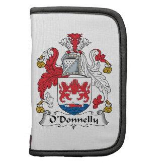 Escudo de la familia de O Donnelly Organizador