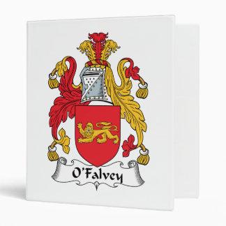 Escudo de la familia de O Falvey