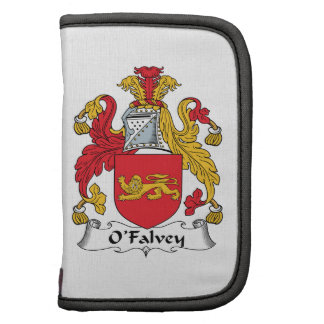 Escudo de la familia de O Falvey Planificadores
