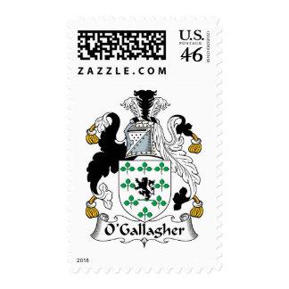 Escudo de la familia de O Gallagher