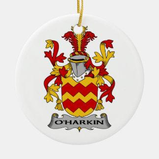 Escudo de la familia de O Harkin Adorno De Reyes