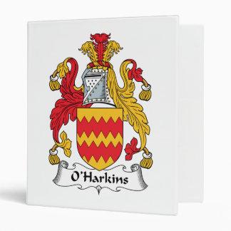 Escudo de la familia de O Harkins