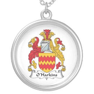 Escudo de la familia de O Harkins Joyeria
