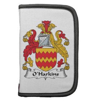 Escudo de la familia de O Harkins Organizadores
