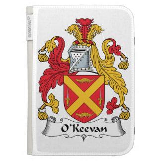 Escudo de la familia de O Keevan