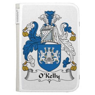Escudo de la familia de O Kelly
