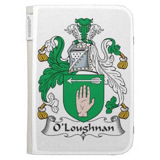 Escudo de la familia de O Loughnan