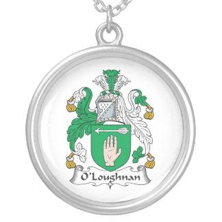 Escudo de la familia de O Loughnan Collares