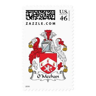 Escudo de la familia de O Meehan