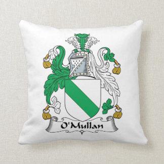 Escudo de la familia de O Mullan Cojines
