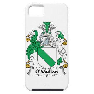 Escudo de la familia de O Mullan iPhone 5 Protector