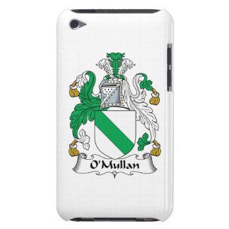 Escudo de la familia de O Mullan Case-Mate iPod Touch Carcasa