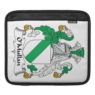 Escudo de la familia de O Mullan Manga De iPad
