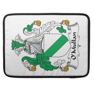 Escudo de la familia de O Mullan Fundas Para Macbook Pro