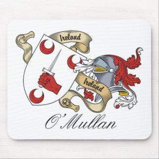 Escudo de la familia de O Mullan Tapetes De Raton