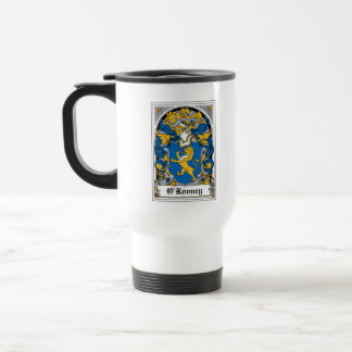 Escudo de la familia de O Rooney Tazas De Café