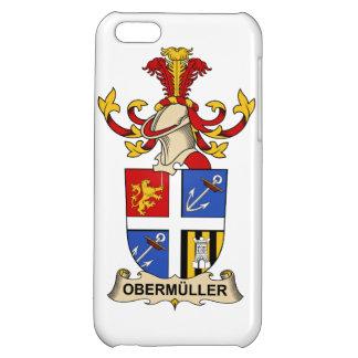 Escudo de la familia de Obermüller
