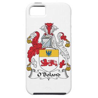 Escudo de la familia de O'Boland iPhone 5 Funda
