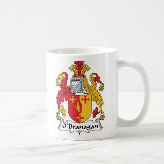 Escudo de la familia de O'Branagan Taza De Café