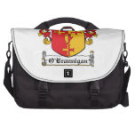 Escudo de la familia de O'Brannigan Bolsas Para Portátil