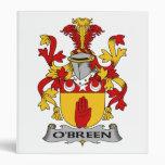 Escudo de la familia de O'Breen