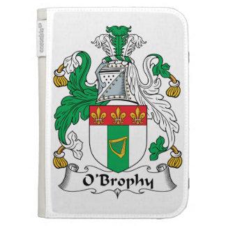 Escudo de la familia de O'Brophy