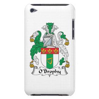 Escudo de la familia de O'Brophy iPod Touch Case-Mate Cobertura