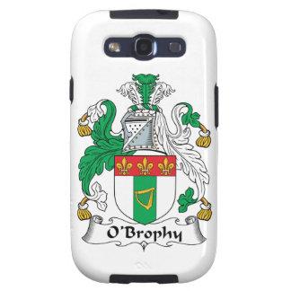 Escudo de la familia de O'Brophy Samsung Galaxy SIII Funda