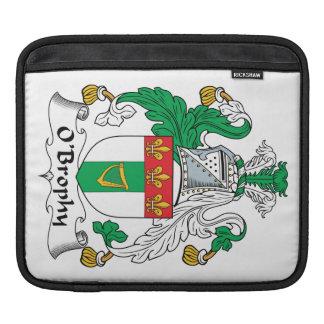 Escudo de la familia de O'Brophy Manga De iPad