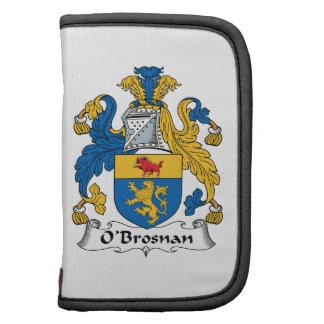 Escudo de la familia de O'Brosnan Planificadores