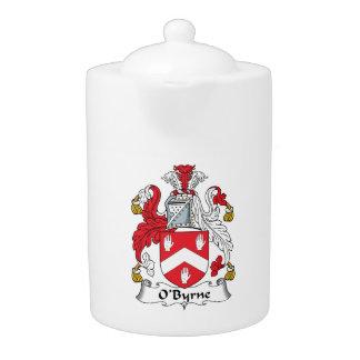 Escudo de la familia de O'Byrne