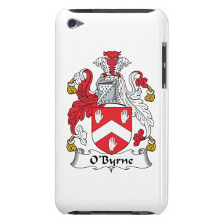 Escudo de la familia de O'Byrne iPod Touch Case-Mate Cobertura