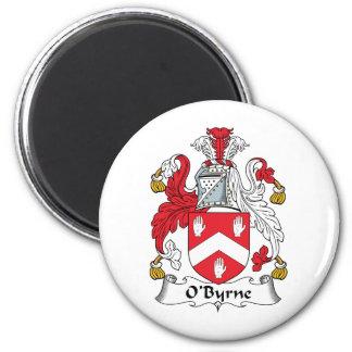 Escudo de la familia de O'Byrne Imanes