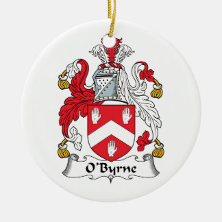 Escudo de la familia de O'Byrne Ornatos