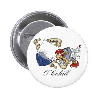 Escudo de la familia de O'Cahill Pins
