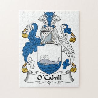 Escudo de la familia de O'Cahill Puzzles