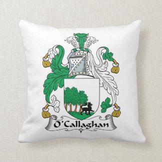 Escudo de la familia de O'Callaghan Cojin