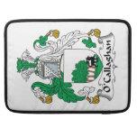 Escudo de la familia de O'Callaghan Fundas Para Macbooks