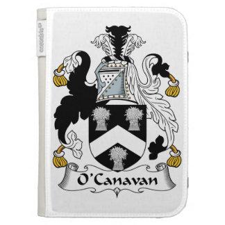 Escudo de la familia de O'Canavan