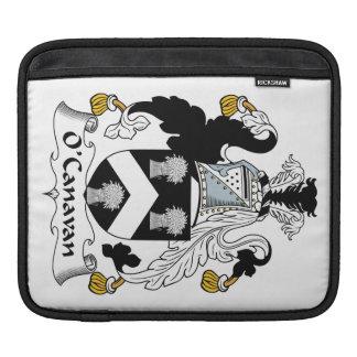 Escudo de la familia de O'Canavan Manga De iPad
