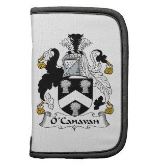 Escudo de la familia de O'Canavan Organizadores