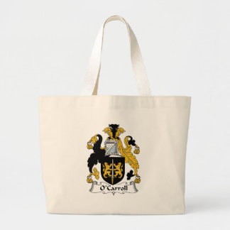 Escudo de la familia de O'Carroll Bolsa De Mano