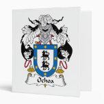Escudo de la familia de Ochoa