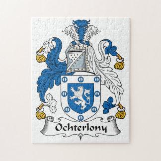 Escudo de la familia de Ochterlony Rompecabeza