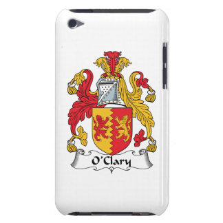 Escudo de la familia de O'Clary iPod Touch Case-Mate Protectores