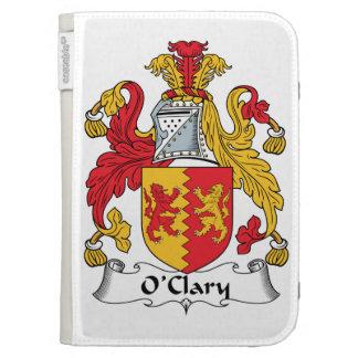 Escudo de la familia de O'Clary