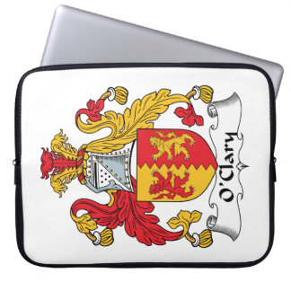 Escudo de la familia de O'Clary Fundas Ordendadores