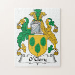 Escudo de la familia de O'Clery Rompecabeza